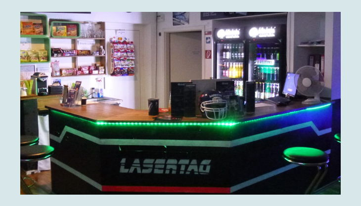 bg lasertag erlebnis gmbh hannover bar
