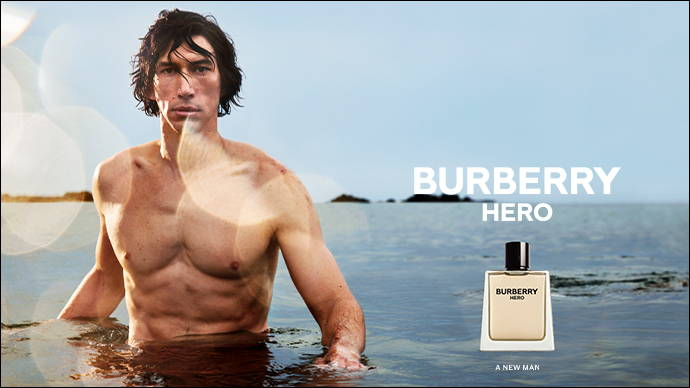 BURBERRY(バーバリー) ヒーロー オードトワレ 香水・フレグランス