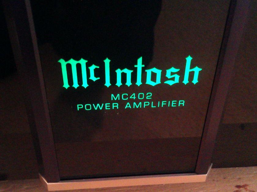 McIntosh MC402 Excellent