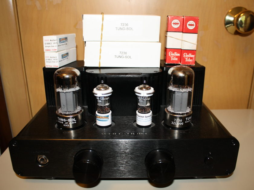 Woo Audio WA2 Tube Headphone Amp