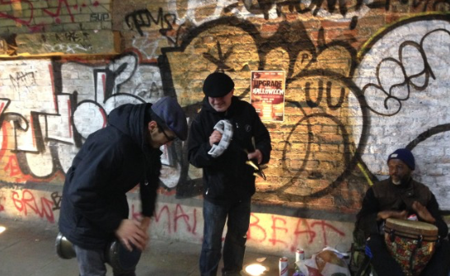 See Brick Lane with Homeless Tour Guide Pete