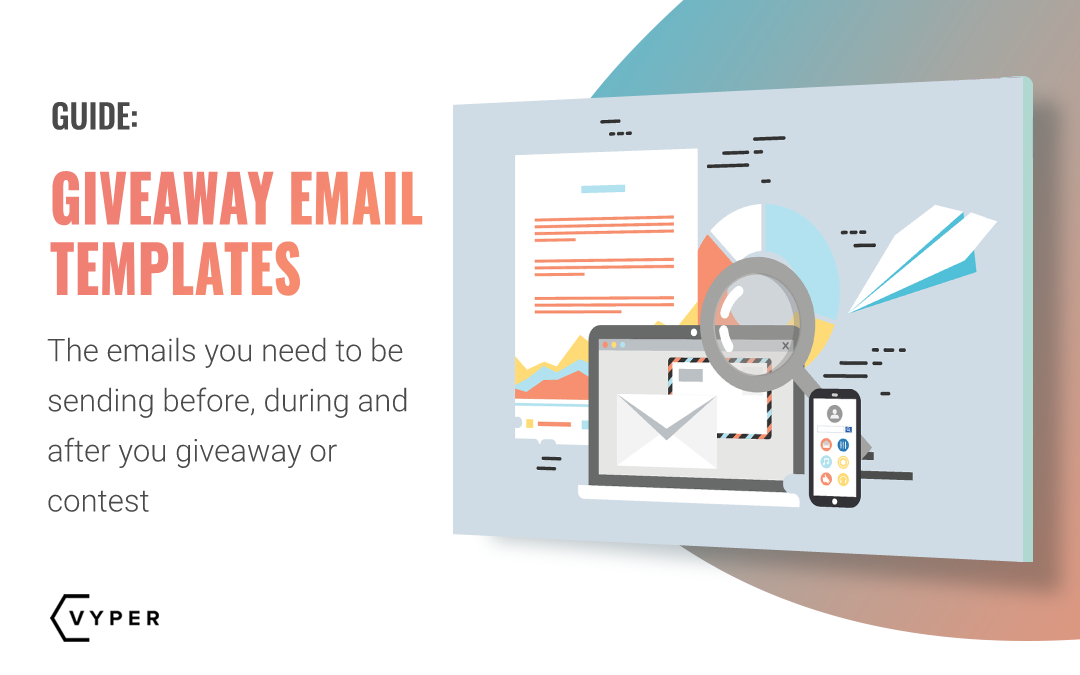 giveaway email templates