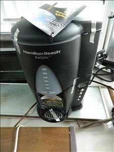 Hamilton Beech coffee maker