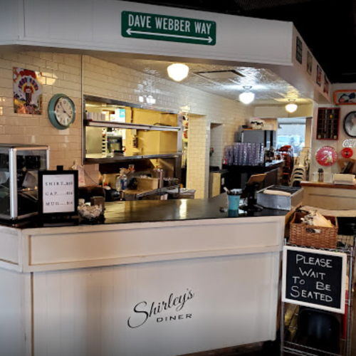 Picture of Shirley's Diner is open for delivery and takeout