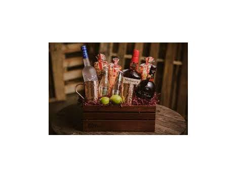 Variety Wine Basket