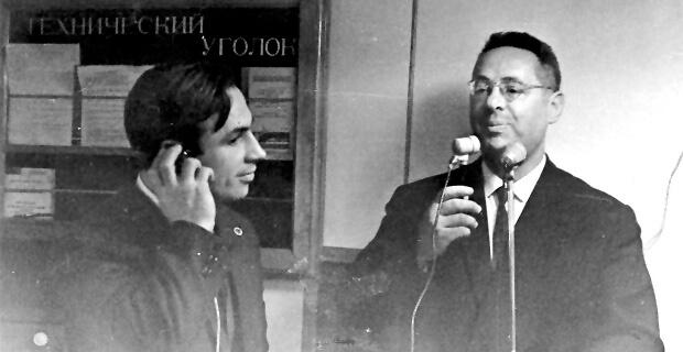 А Левитан, оказывается, шепелявил - Новости радио OnAir.ru
